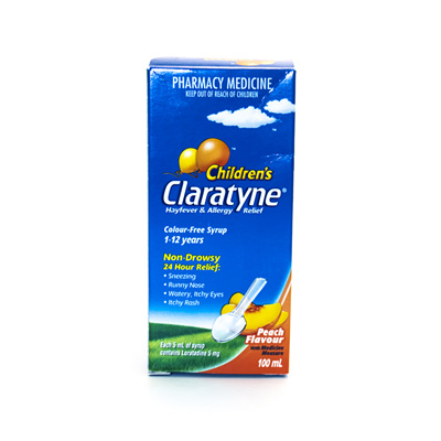 Claratyne Liquid - 100ml