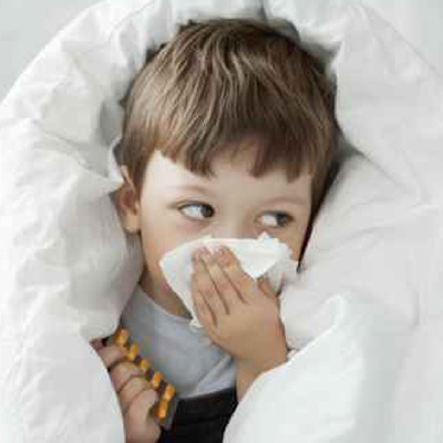 Children's Cold & Flu