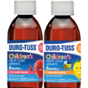 Children's Duro-Tuss with Ivy Leaf