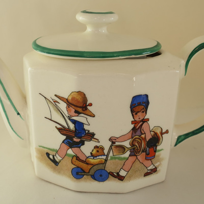 Children's tea pot