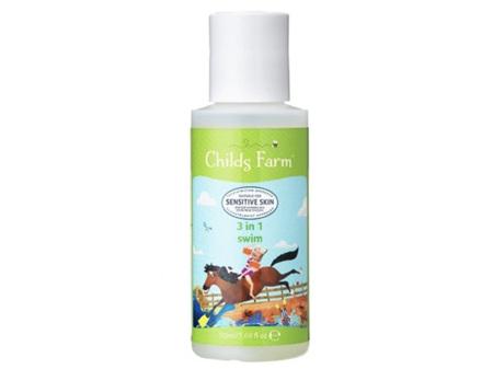 Childs Farm 3 in 1 Swim Strawberry & Organic Mint 50ml