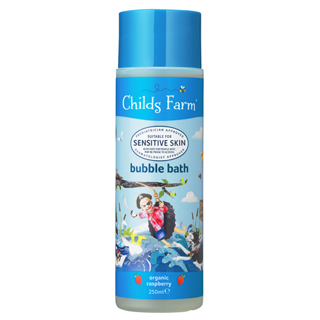 Childs Farm -  Bubble Bath Organic Raspberry Extract