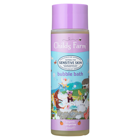 Childs Farm -  Bubble Bath Organic Tangerine