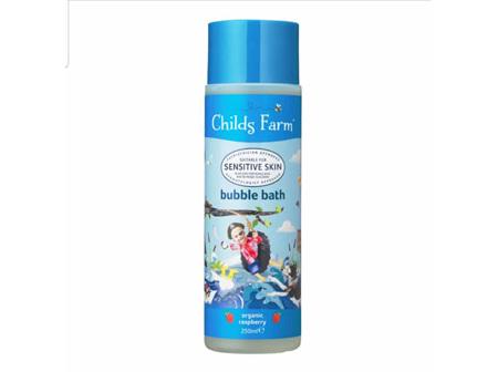 CHILDS FARM Bubble Bath Raspberry 250ml