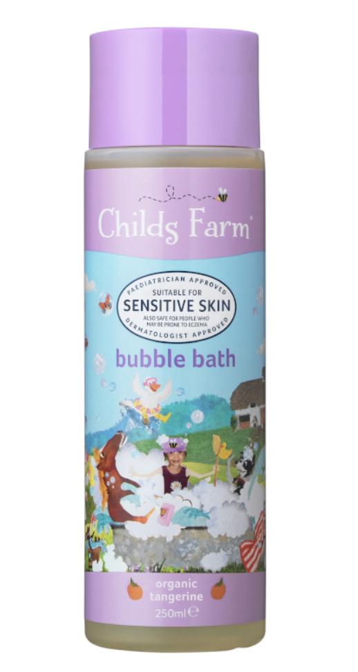 Childs Farm Bubble Bath Tangerine 250ml