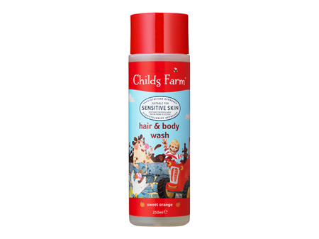 Childs Farm Hair & Body Orange 250ml