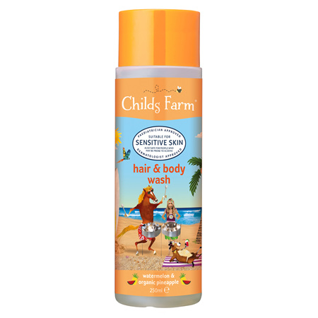 Childs Farm -  Hair & Body Wash Watermelon & Organic Pineapple