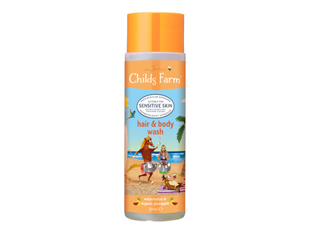 Childs Farm Hair & Body Watermelon & Pineapple 250ml