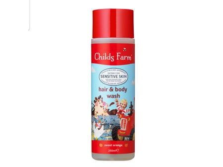 CHILDS FARM Hair&Body Orange 250ml