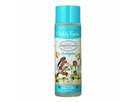 Childs Farm Shampoo Strawberry & Mint 250ml
