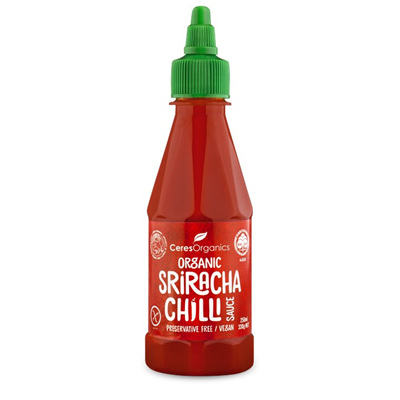 Chilli Sauces (Sweet or  Sriracha)
