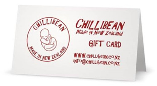 Chillibean $50 Gift Voucher