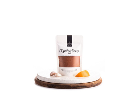 Chipotle and Orange rub - 100gm