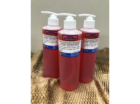 Chlorhexidine Gluconate 4% Antiseptic Skin Cleanser