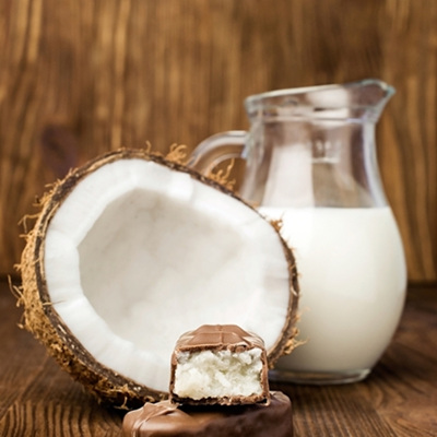 Choc Coconut Almond Candy Bar
