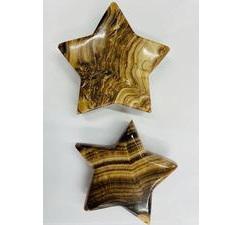 Chocolate Calcite Star 2
