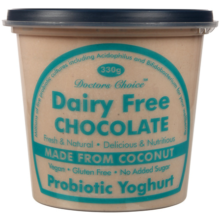 Chocolate Coconut Yoghurt