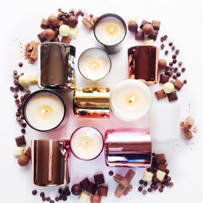 Chocolate Modern Chic