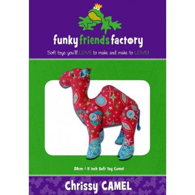 Chrissy Camel pattern