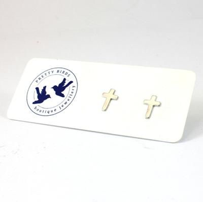 Everyday Studs - Crosses