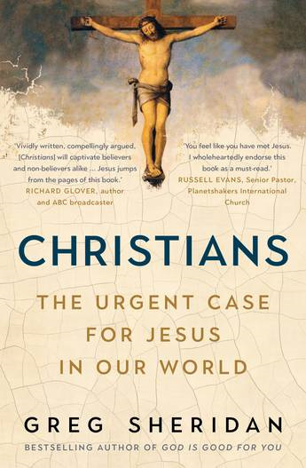 Christians - The Urgent Case for Jesus in our World