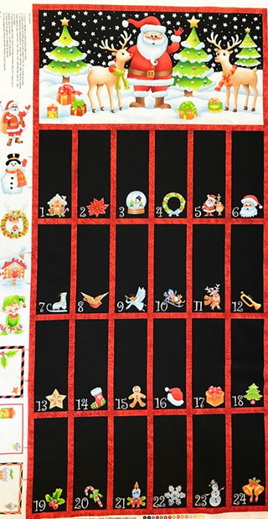 Christmas Advent Calander #1