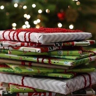 Christmas books - 12 books
