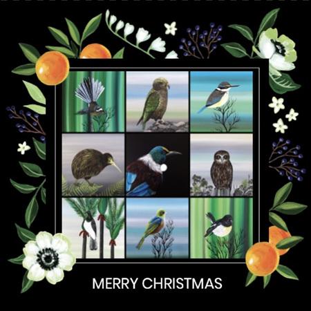 Christmas Cards - Helen Bland Art