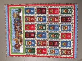 Christmas Doors Advent Calendar