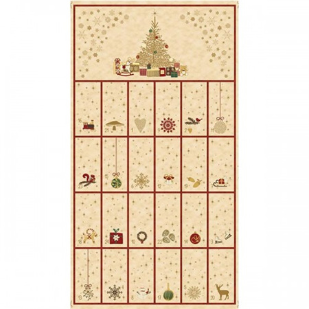 Christmas is Near Panel 4595-288