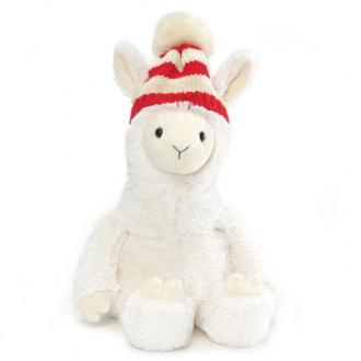 Christmas Lionel The Llama