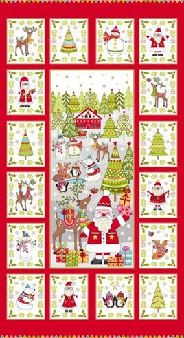 Christmas Panel 2108