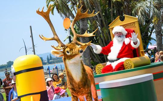 Christmas Parade Tauranga