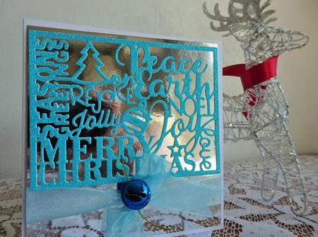 Christmas Sentiments Card