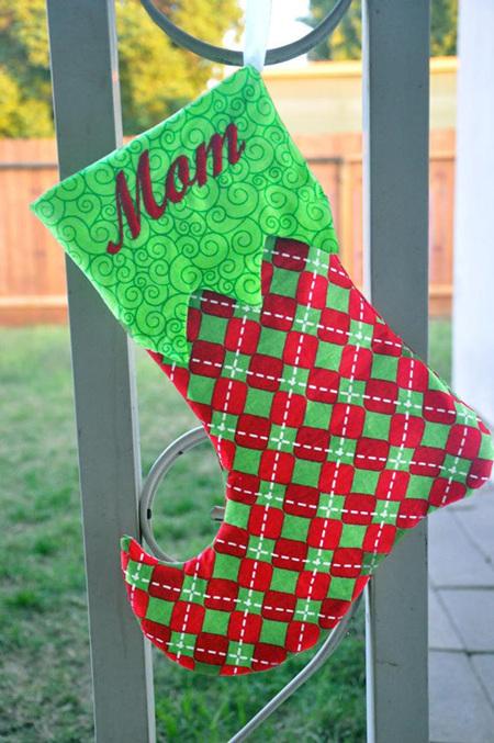 Christmas Stockings Custom Made Lot 2