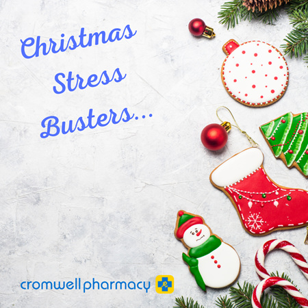 Christmas Stress-Busters