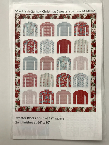Christmas Sweaters Quilt Pattern