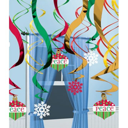 Christmas swirls - value pack