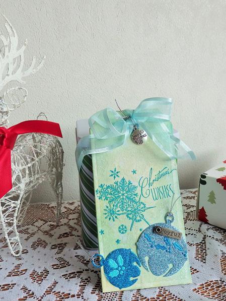 Christmas Tag - Christmas Wishes