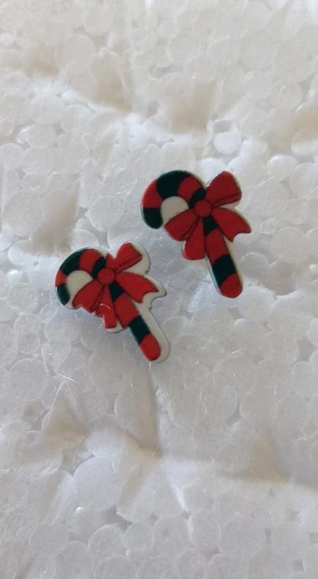 Christmas Themed Stud Earrings - Style 11