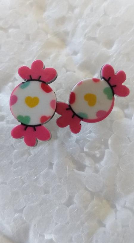 Christmas Themed Stud Earrings - Style 2