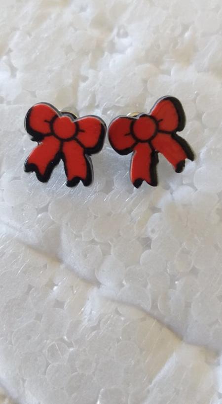 Christmas Themed Stud Earrings - Style 6
