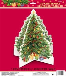 Christmas Tree 3D Centrepiece