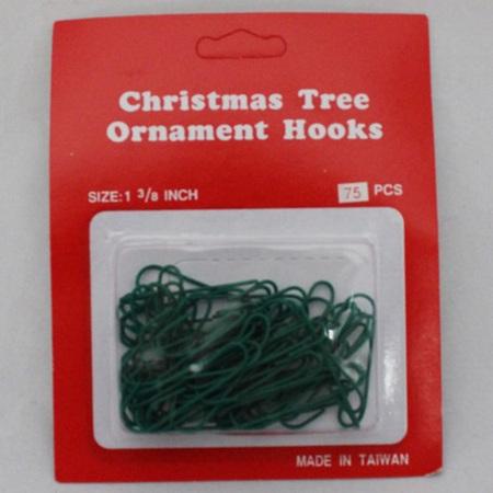 Christmas Tree Hooks x 75