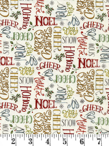 Christmas Whimsy Words