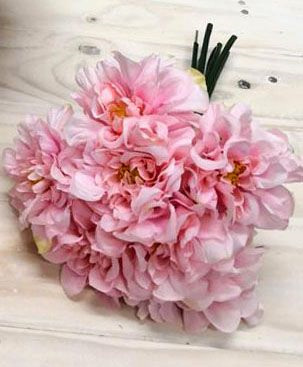 Chrysanthemum Posy Pink 4148