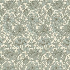 Chrysanthemum Toile Cream