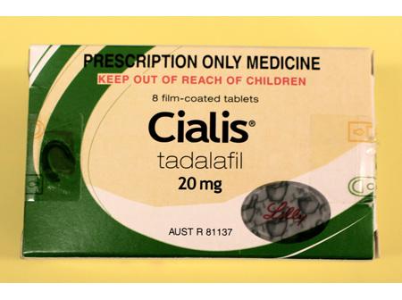 Cialis 20mg Tablets 8s ( Tadalafil )