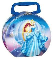 Cinderella Metal Box