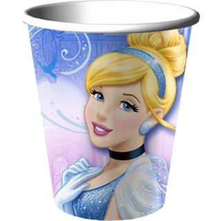 Cinderella Party Cups